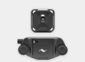 Clip Capture V3 Standar Plate Negro - Peak Design