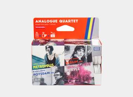 Analogue Quartet Mixed Film Pack 35mm