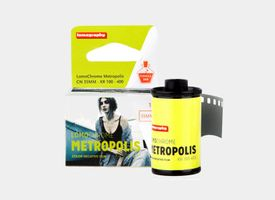 LomoChrome Metropolis 35mm