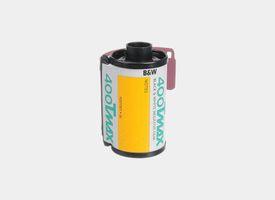 Kodak T-Max 400 35mm