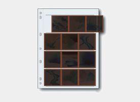 Hoja Porta Negativo Plástico 120mm