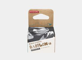 Lomography Babylon Kino ISO 13 35mm