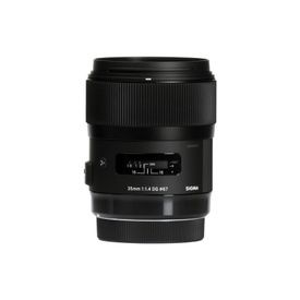 Lente Sigma 35mm Art F1.4 DG HSM