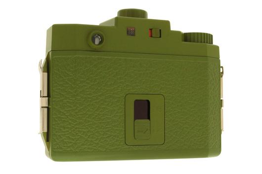 Holga Green