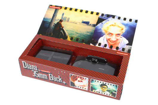 Diana 35mm Back+