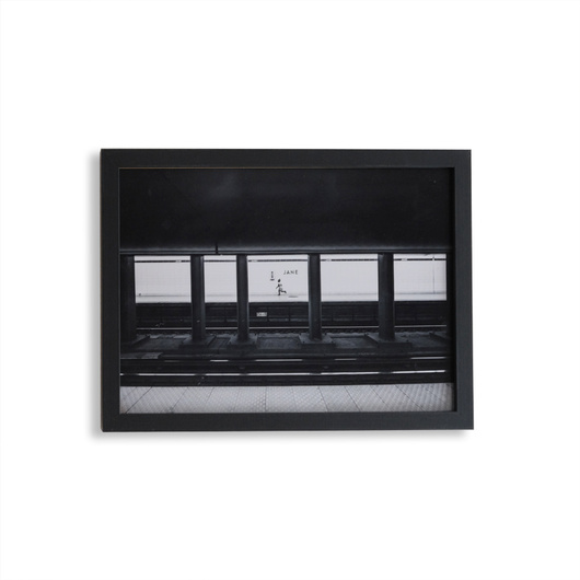 Marco 20x30 Box Negro