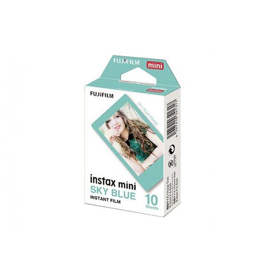 Carga Instax Mini Sky Blue