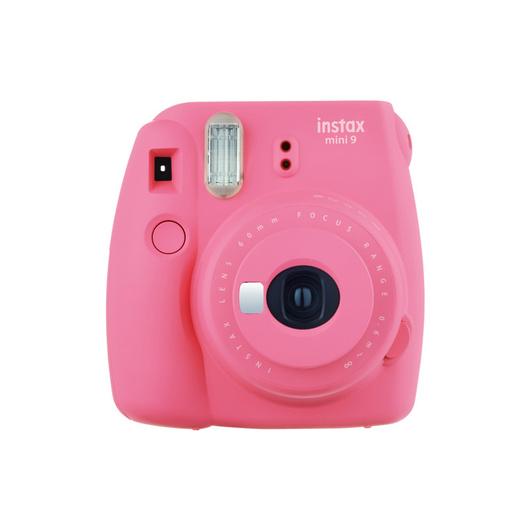 Camara Instax Mini 9 Flamingo Pink