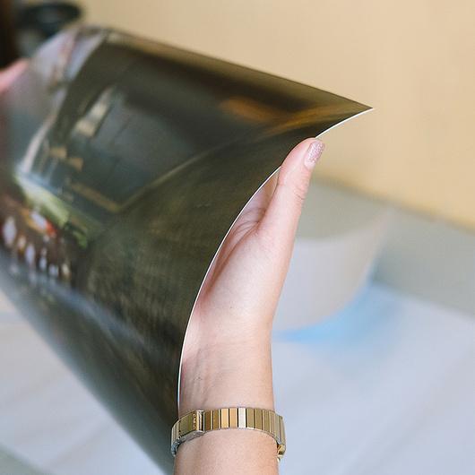 Ampliación 50x50 SOLO papel fotográfico