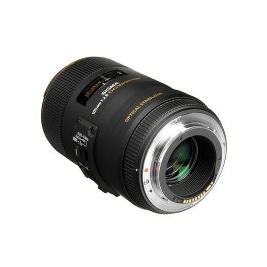 Lente Sigma 105mm F2.8 EX DG MACRO OS HSM