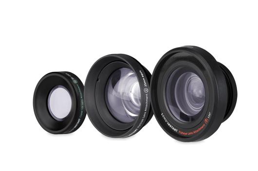 Lomo Instant & Lenses White