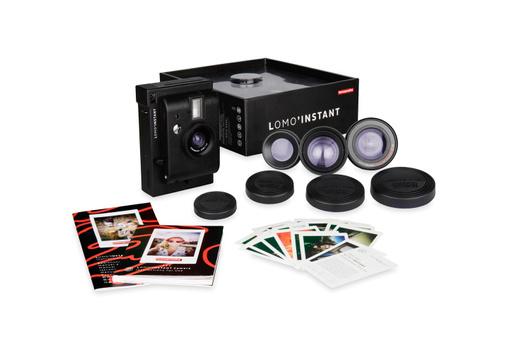 Lomo Instant & Lenses Black