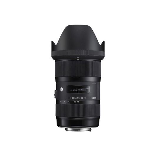Lente Sigma 18-35mm Art F1.8 DC HSM