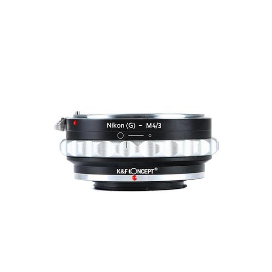 Adaptador de lentes AI(G)-M4/3