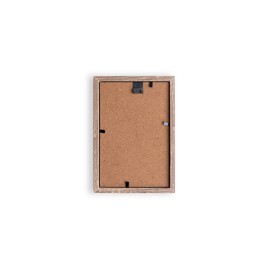 Marco 10X15 Box Tipo Madera
