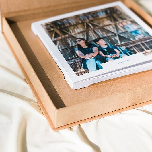1 Foto Libro 15x15 + Caja