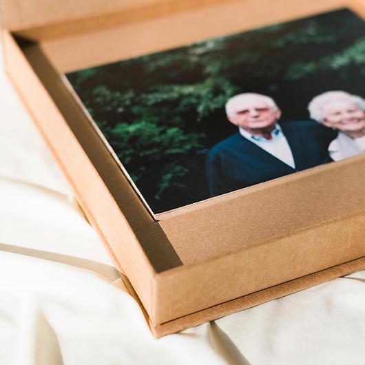1 Woodie 13x18 + Caja