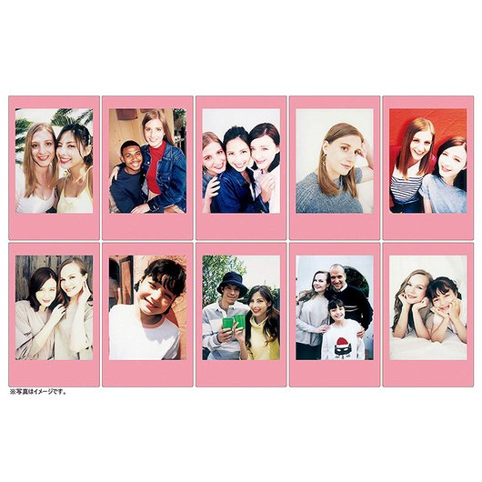 Carga Instax Mini Pink frame
