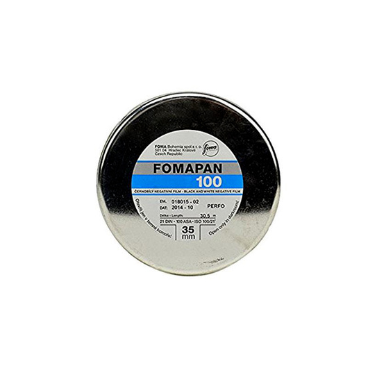 Fomapan Tambor 100 35 mm