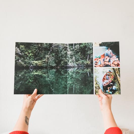 Foto Libro 30x30 60 paginas