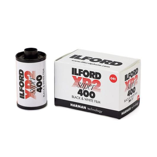Ilford XP2S 35mm