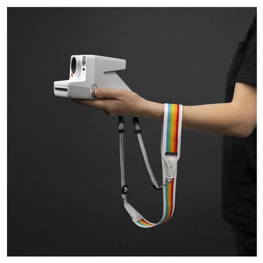 Polaroid Camera Strap Flat