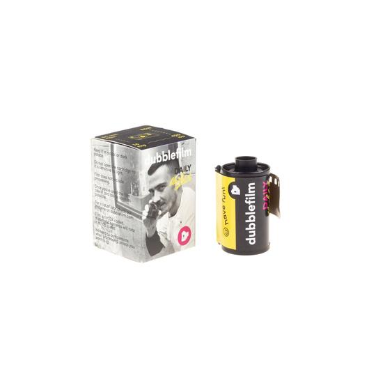 Dubblefilm Daily Blanco y Negro 35mm 400 36Exp