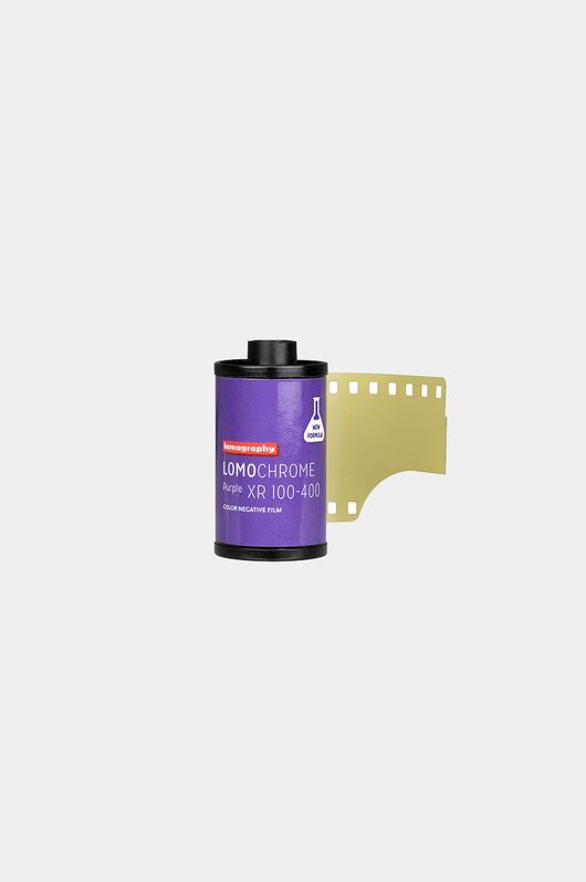 LomoChrome Purple 35mm