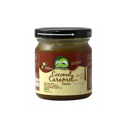 Salsa de coco sabor caramelo- sal-200 grs
