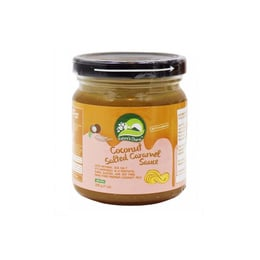 Salsa de coco sabor salted scotch-200 grs