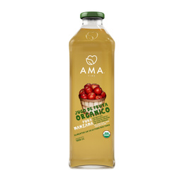 Jugo AMA orgánico Manzana 1.000cc