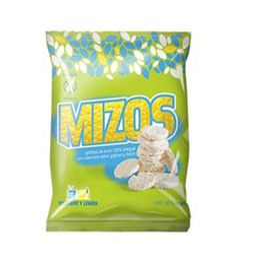 PACK 28 Mizos -yoghurt y limón-( $ 350 X UNIDAD)