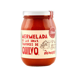 MERMELADA NATURAL DAMASCO 500 ML