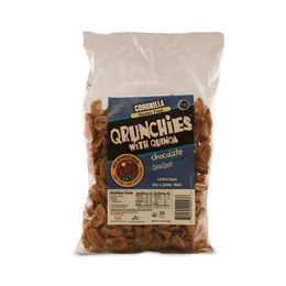 Qrunchies Chocolate-Sin Gluten