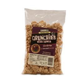 Qrunchies Canela-Sin Gluten