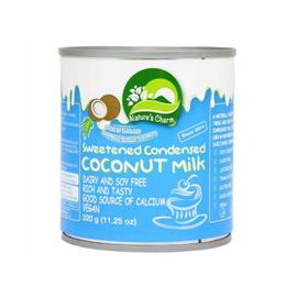 Leche condensada de coco 320g