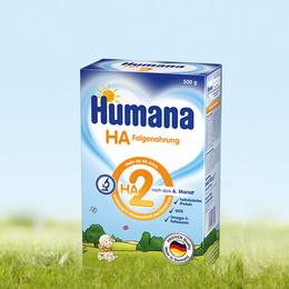FORMULA HUMANA HA 2 ( 6 meses y MÁS)