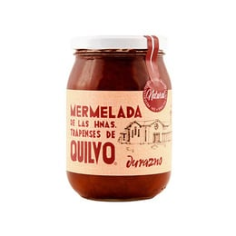 MERMELADA NATURAL DURAZNO 500 ML