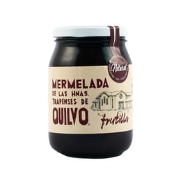 MERMELADA NATURAL FRUTILLA 500 ML