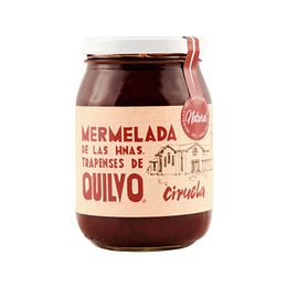 MERMELADA NATURAL CIRUELA 500 ML