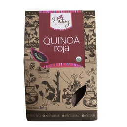 Quinoa Roja-500 grs