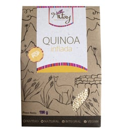 Quinoa Pop-100 grs