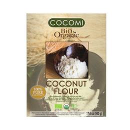 Harina de coco-orgánica COCOMI- 500 grs