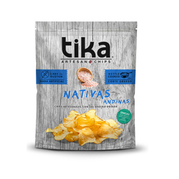 Pack 3 Tika Nativa 180 grs