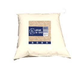 Harina de coco orgánica ALLFREE-1 kilo