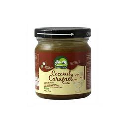 Salsa de coco sabor caramelo dulce -200 grs