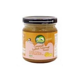 Salsa de coco sabor salted-200 grs