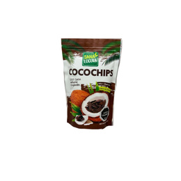 Cocochips sabor Chocolate 40g