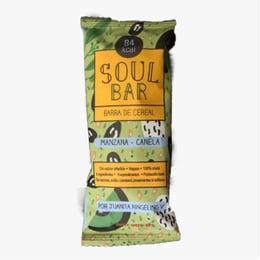 Barra - Soul Bar Manzana Canela- 25 grs .