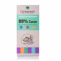 Chocolate 85% orgánico-DINKENESH
